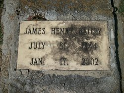 James Henry Bailey