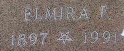 Elmira Kutura <I>Fleming</I> Sewall