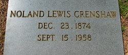 Noland Lewis Crenshaw, Sr