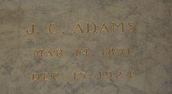 J C Adams