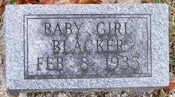 Baby Girl Blacker