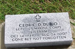 Cedric D. Durio