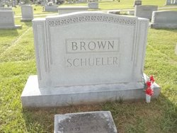 Douglass <I>Buford</I> Brown