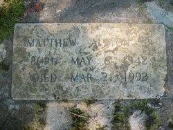 Matthew Alston
