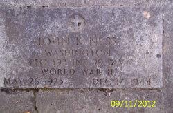 John K Ness