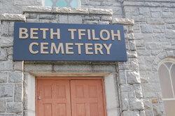 Beth Tfiloh Cemetery