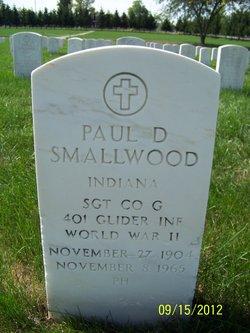 Paul Dunbar Smallwood