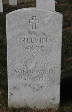 Melvin Wade