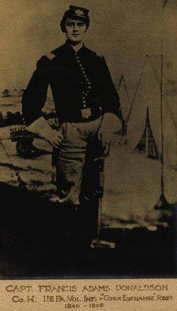Francis Adams Donaldson