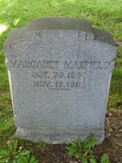 Margaret Maxfield