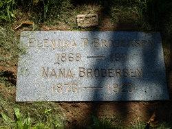 Elenora P <I>Brunegard</I> Brodersen