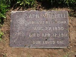 Sadie C Mitchell