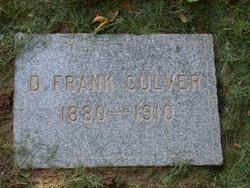 David Frank Culver