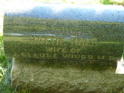 Hattie Camdon <I>Hale</I> Wingo