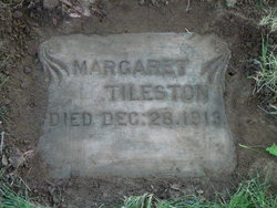 Margaret <I>Dolan</I> Tileston