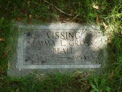 Emma Lucretia <I>Gross</I> Vissing