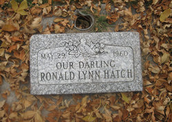Ronald Lynn Hatch