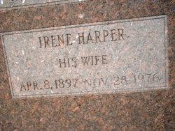 Irene Virginia <I>Harper</I> Ballard