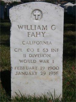 William Gore Fahy