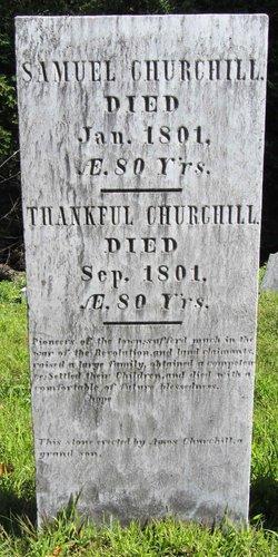 Samuel Churchill