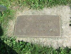 "William W ""Bill"" Aby"