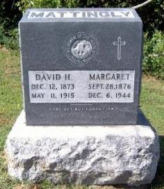David Humphrey Mattingly, Sr