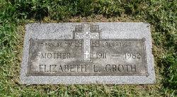 Elizabeth L. <I>Baldocchi</I> Groth