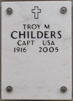 Troy M Childers
