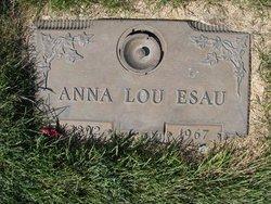 Anna Lou <I>Bruen</I> Esau