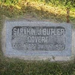 Sarah Nancy <I>Jones</I> Covert