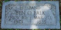 Ben O. Falk