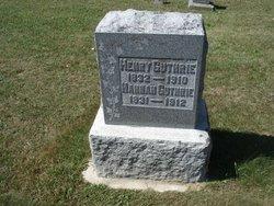 Henry Charles Guthrie