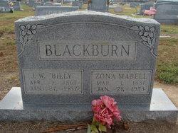 James William Blackburn