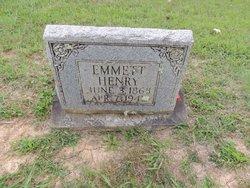 Emmett Henry