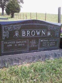 "Michael Douglas ""Mickey"" Brown"