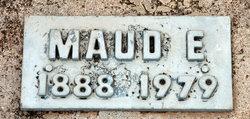 Maud Etta <I>Graham</I> Adkins