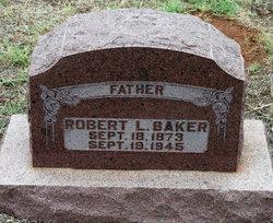 """Robert Lee """"Bob"""" Baker"""