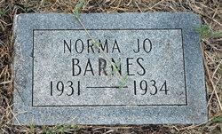 Norma June Barnes