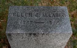 Ellen Clarissa Allaben