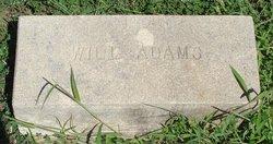 Will Adams