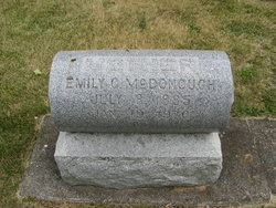 Emily C <I>Paulson</I> McDonough