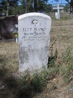 Pvt Left Hand