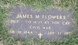 James Marion Flowers