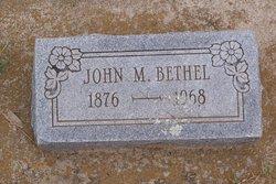John M Bethel