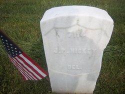 John P Hickey
