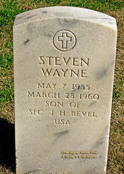 Steven Wayne Bevel