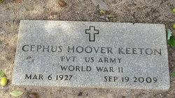 Cephus Hoover Keeton