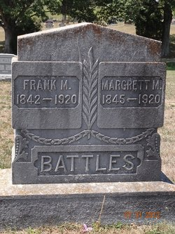Margaret Mosley <I>Green</I> Battles