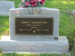 John Edward Adlington