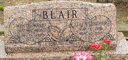 Ellen <I>Clark</I> Blair